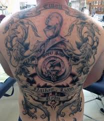 40 best family back tattoos images on back