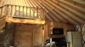 high falls yurt youtube