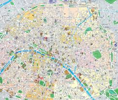 Dallas Map by Maps Of Dallas Map Of Paris France
