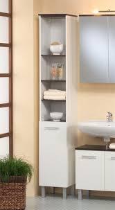 günstige badezimmer bad hochschrank holz gispatcher bad hochschränke kaufen sie