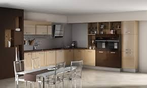 couleur pour la cuisine la cuisine marron inspiration cuisine