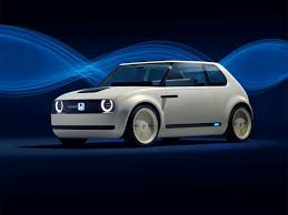 concept car of the honda s picture perfect urban ev concept car aims for 2019