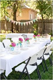Engagement Party Decoration Ideas by Backyards Bright Backyard Birthday Party Decorations Photo 4 88