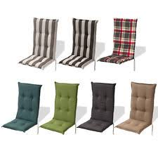 cuscini per poltrone da giardino cuscini da esterno verde ebay