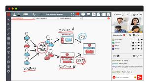online virtual classroom web conferencing webinars braincert