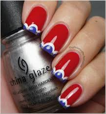 patriotic 4th of july nail art iheartcelebtrends