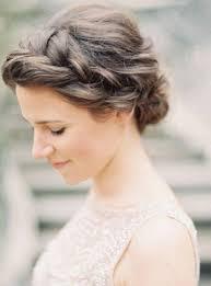 Hochsteckfrisurenen F Kurze Haare Hochzeit by Deine Perfekte Frisur Für Deine Hochzeit Bei Mittellangem Haar