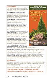 rock garden quarterly summer 2012 312 313