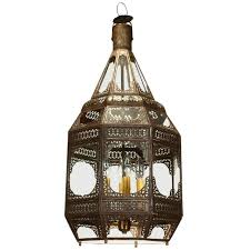 Clear Glass Pendant Light Moroccan Clear Glass Pendant For Sale At 1stdibs