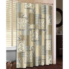 Coastal Shower Curtain by Coastal Shower Curtains 28 Images Aqualona Coastal Stripe