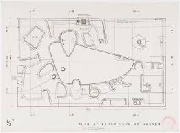 Ideal Homes Floor Plans 1956 House Of The Future