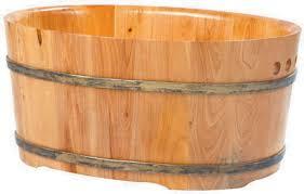 4 Foot Bathtub Bathtub Wooden Bathtub