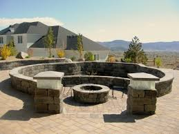 backyard bbq pit outdoor furniture design and ideas