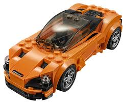lego toyota mclaren 720s lego kit perfect for aspiring car designers