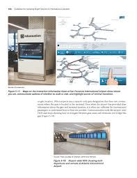Atlanta International Airport Map Chapter 5 Connecting Passengers Guidelines For Improving