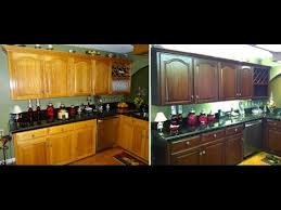 Best Polish For Kitchen Cabinets How To Do It Yourself Kitchen Cabinet Color Change No Stripping