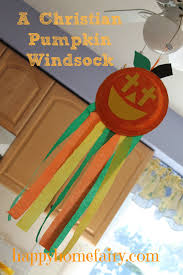 thanksgiving poem christian a christian pumpkin windsock craft free printable happy home