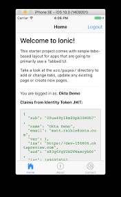 build an ionic app with user authentication u2015 scotch