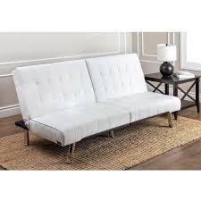 White Sofa Bed Best 25 White Leather Sofas Ideas On Pinterest White Leather