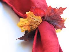 thanksgiving napkin rings craft diy napkin rings for fall live craft love