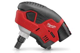 handy work milwaukee m12 cordless palm nailer remodeling