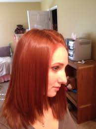 light reddish brown color my new fall hair color i used revlon colorsilk light reddish