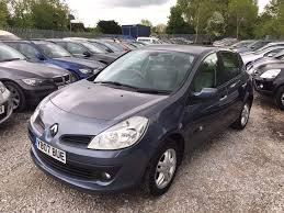 renault clio 1 6 vvt privilege hatchback 5dr petrol manual 1