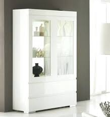 China Cabinets With Glass Doors Modern White China Cabinet How To Decorate With Vintage Glass