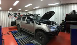 isuzu d max 2016 3l auto ecu remap tuning performance