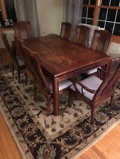 oriental dining room set asian oriental dining set ebay