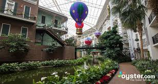 gaylord opryland resort convention center oyster