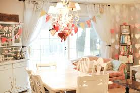 decorations chic pastel and vintage decoration with chic love