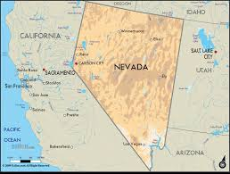 Map Las Vegas by Map Of North Las Vegas Nevada Vacations Travel Map Holiday
