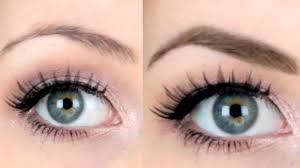 proper way to fill in eyebrows how to maintain fill in eyebrows for beginners courtney