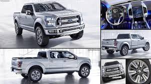 Ford F250 Concept Truck - ford atlas concept 2013 pictures information u0026 specs