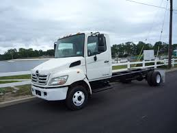 used 2008 hino 145 cab chassis truck for sale in in new jersey 11214