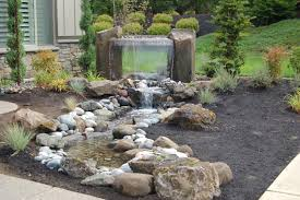 Rock Water Features For The Garden Water Features Classic Garden Creations Inc