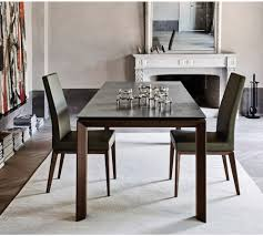 ceramic top dining room tables calligaris omnia ceramic extending table free uk delivery