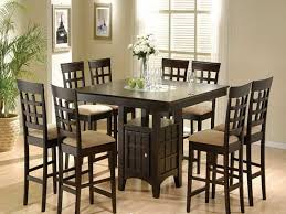Height Of Kitchen Table by Unique Counter Height Kitchen Table Sets All About House Design