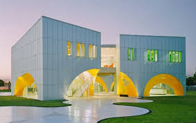 Mexico Architecture Modern Architecture Nestl Application Group Quertaro Mexico