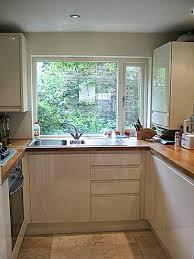 kitchen small kitchen design with perfect arrangement elegant