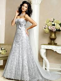 colorful wedding u0026 bridesmaid gowns silver inspiration lace