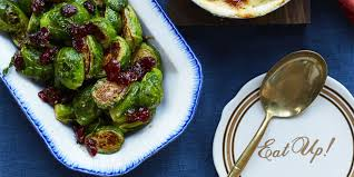best cider glazed brussels sprouts recipe womansday