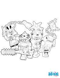 ninjago bad guys 2 coloring pages hellokids com
