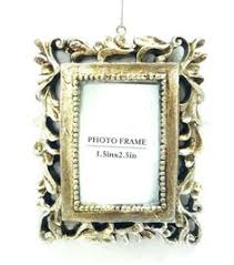 buy sided ornament landscape frame in silverplate our price