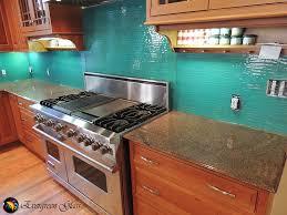 Glass Backsplash Kitchen by Kitchen Backsplash