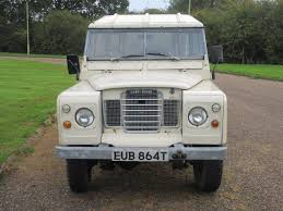 land rover series iii 1979 land rover 88