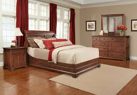 cherry sleigh bed retreat cherry furniture cherry wood furniture
