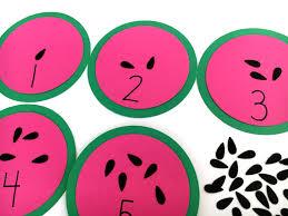 watermelon craft for kids u2013 male kindergarten teacher