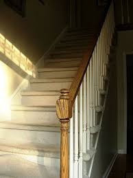 my foyer staircase makeover reveal in my own style